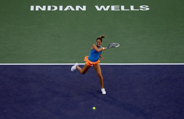 BNP Paribas Open - Day 5