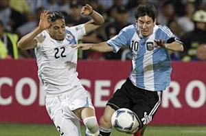 Argentina 3-0 Uruguay: Messi and Aguero edge Albiceleste closer to World Cup qualification