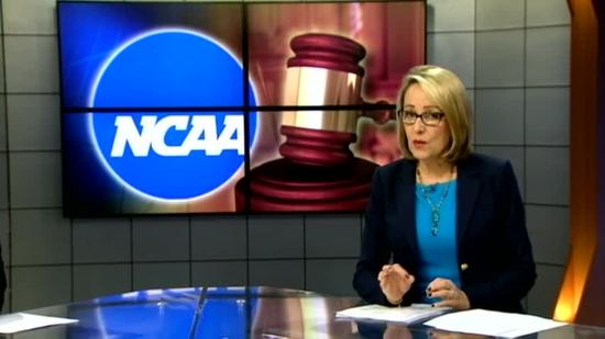 Corbett explains decision to sue NCAA