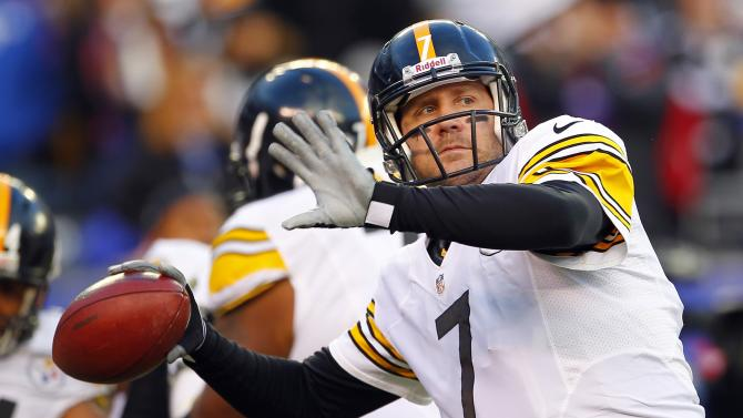 Pittsburgh Steelers v New York Giants