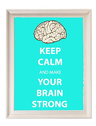 Frame, Brain, Keep Calm, Jan 13, p94