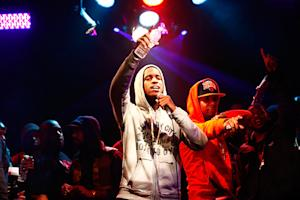 Lil Reese Keeps Fans Waiting in New York
