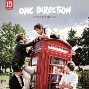 "This CD cover image released by Syco/Columbia Records shows the latest release by One Direction, ""Take Me Home."" (AP Photo/Syco/Columbia Records)"