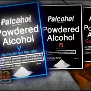 Powdered Alcohol Stirring Up Controversy In Md.
