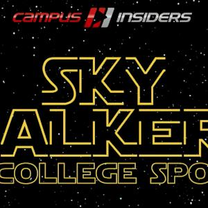 Greatest Combo Ever: Star Wars & College Sports