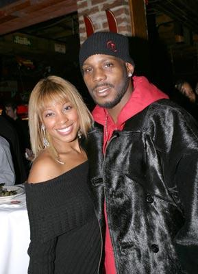 "Reagan Gomez Preston and DMX ""Never Die Alone"" - 1/19/2004 Sundance Film Festival"