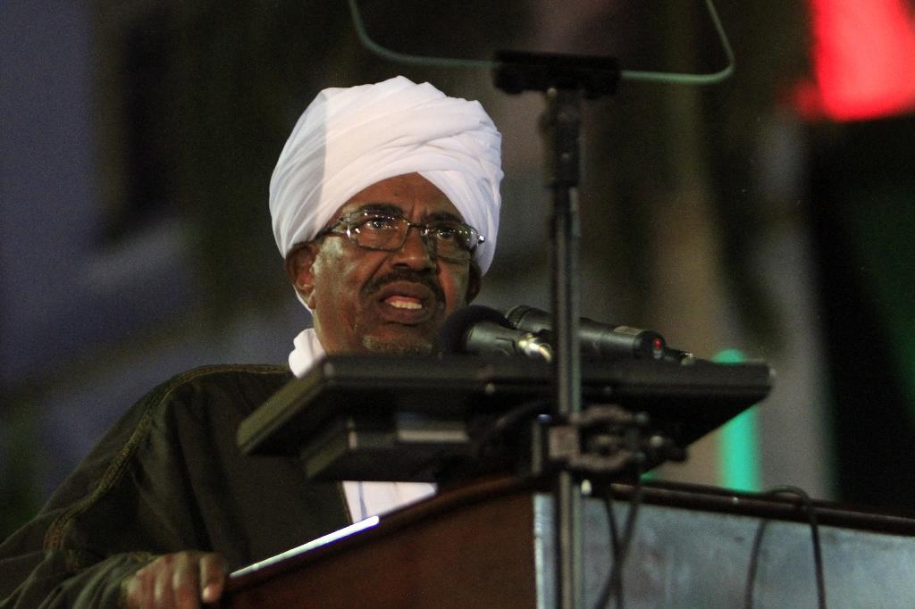 Sudanese leader says being hounded by ICC, West