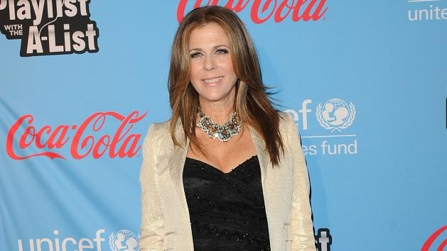Rita Wilson at UNICEF's Playlist for the A-List event in Los Angeles -- Access Hollywood