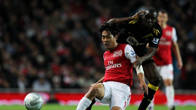 Park Chu-Young: I've had no offers so I'm not considering Arsenal exit