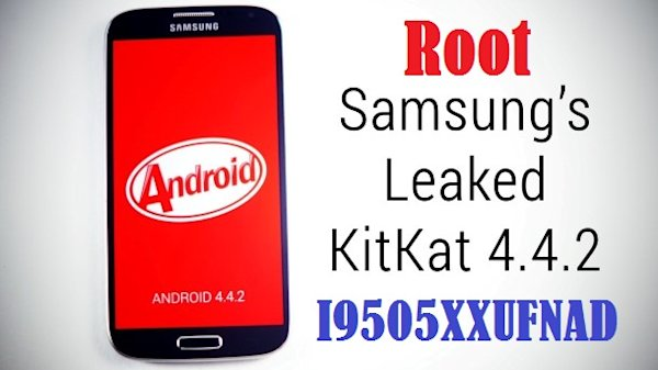 KitKat Official Firmware on AT&T Galaxy S4 SGH-I337 via Samsung Kies