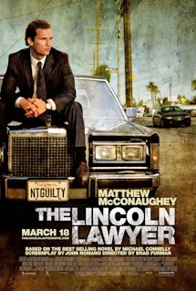 Poster of The Lincoln Lawyer