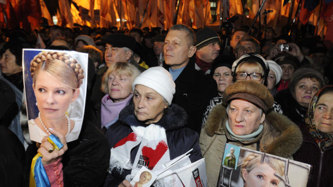 Ukraine parliament to convene despite protest