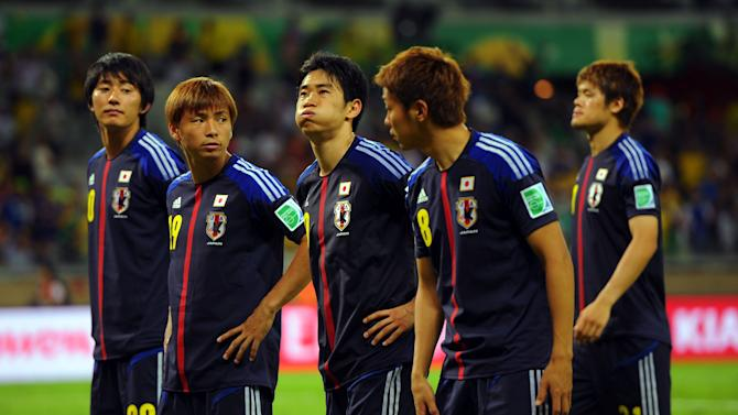 Japan v Mexico: Group A - FIFA Confederations Cup Brazil 2013