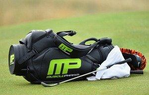 Tiger Woods and New MusclePharm Bag to Be Featured on ESPN Coverage of Open Championship