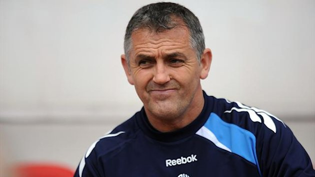 Owen Coyle has expressed an interest in becoming Scotland manager