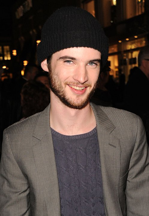 Waiting for Forever LA Premiere 2011 Tom Sturridge