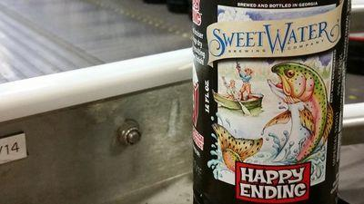 Chicago Retailer Drops SweetWater Brew Over 'Sexist, Borderline Racist' Bottle