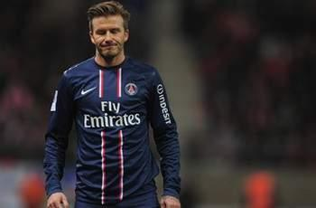 Beckham: PSG doesn't have mindset of being superior to anyone