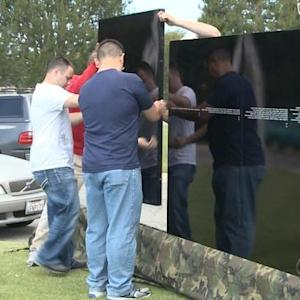 Moving Vietnam Wall visits Southern California