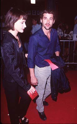 Premiere: Patrick Dempsey at the Hollywood premiere of New Line's Boogie Nights - 10/15/1997