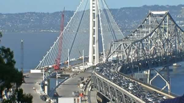 Officials to give update on new Bay Bridge bolts