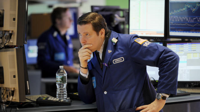 Dow loses 313 in post-election sell-off