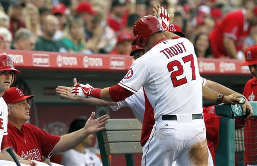 Wilson pitches Angels to 2-0 win over A's