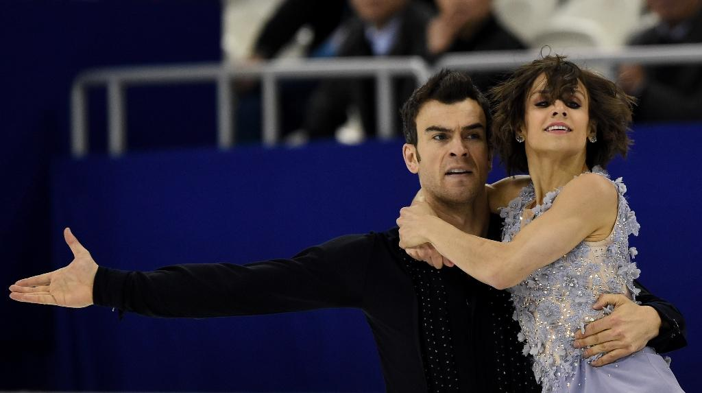 Canada's Duhamel and Radford clinch world figure skating title