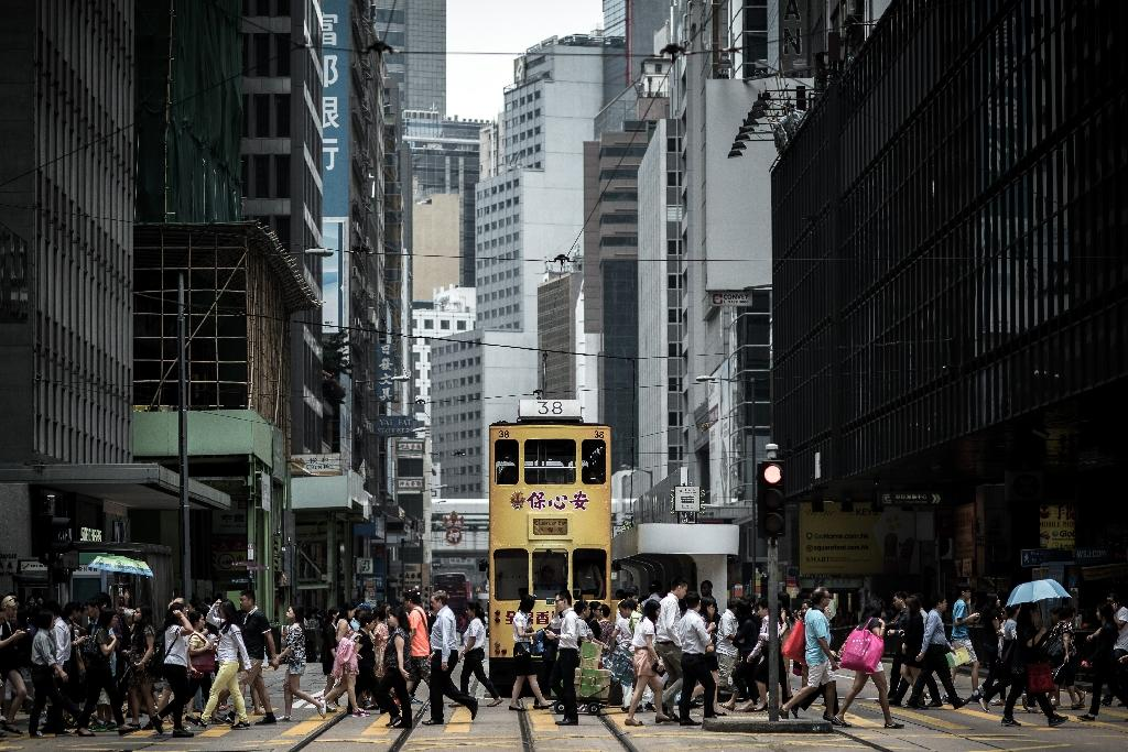 Hong Kongers fight to save beloved trams