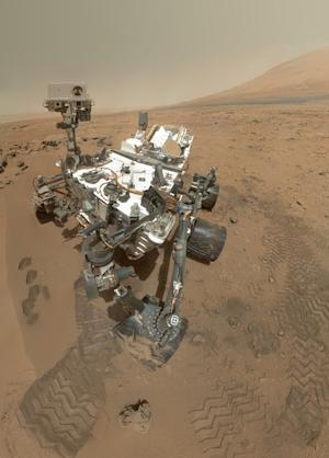 Astronauts Could Survive Mars Radiation, Curiosity Rover Finds