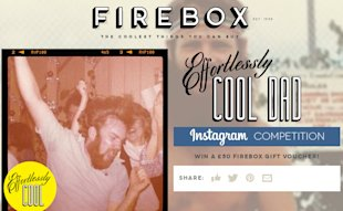 Pinterest Versus Instagram: Which One is Better? image cool dad competition