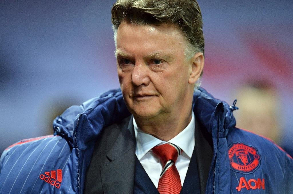 Fresh blow for Van Gaal as United share price slumps