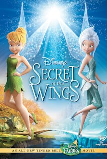 Poster of Tinkerbell: Secret of the Wings