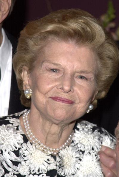Betty Ford, 1918-2011