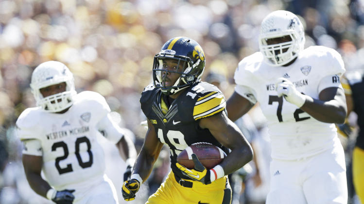 Playmakers key Hawkeyes improvement