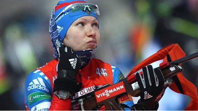 Biathlon - Starykh edges out Dzhyma to claim European title