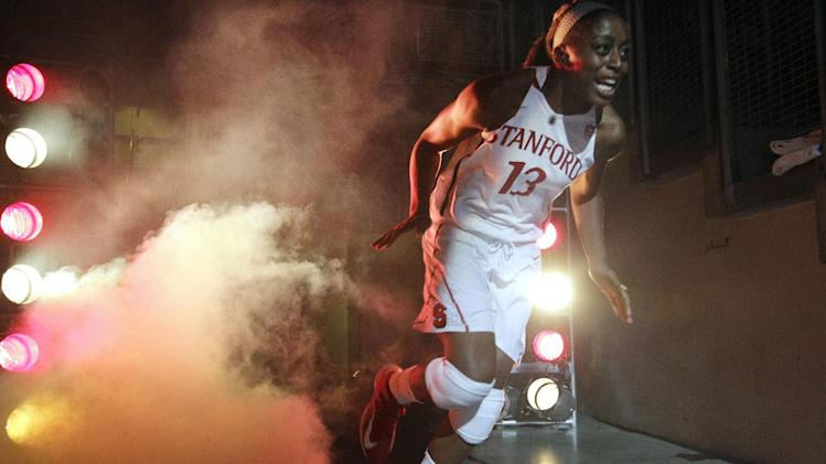 Ogwumike ready to lead Stanford to a special year