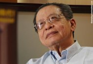 Kit Siang says 'disappointed' Ghani not in Cabinet