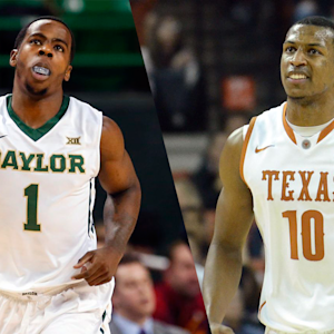 Men's Hoops Preview: Texas at Baylor