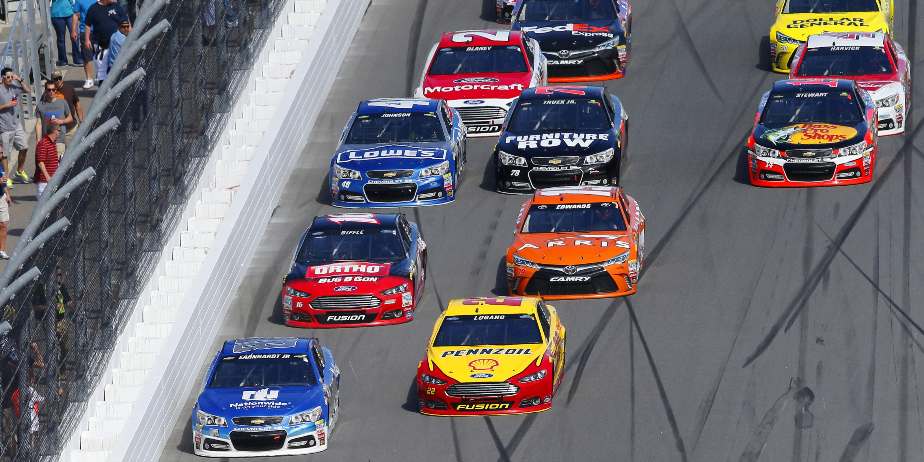 NASCAR Sprint Cup Moves to NFL-Style Franchise System