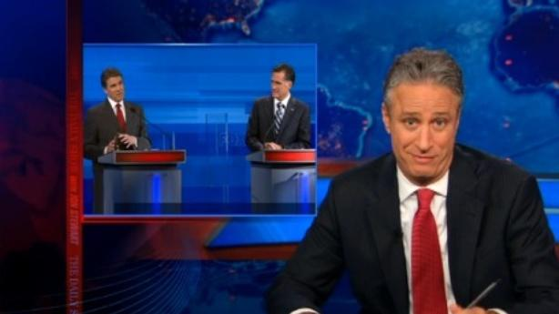 Jon Stewart to GOP: Your Candidates Aren't the Problem, It's You