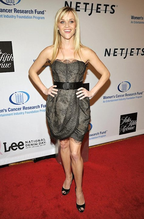 Witherspoon Reese SAKS Event