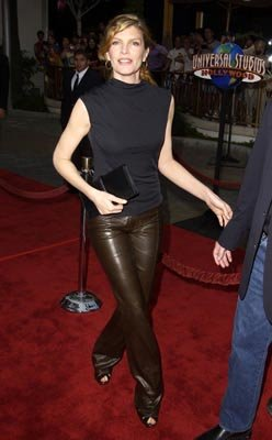 Rene Russo at the LA premiere of The Bourne Identity