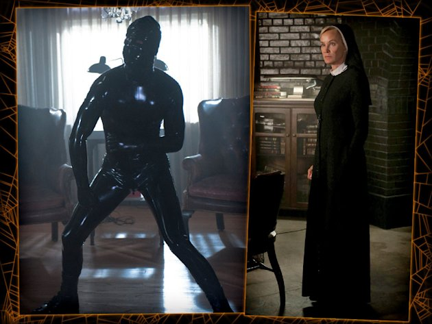 American Horror Story: rubbersuit …