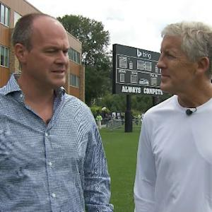 Rich Eisen one-on-one with Seattle Seahawks head coach Pete Carroll