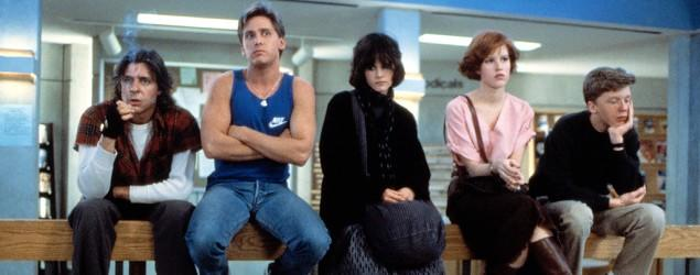 Meet the actress who was cut from 'Breakfast Club'
