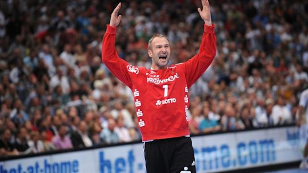 HANDBALL - 2011/2012 - Kiel-Atletico - Omeyer