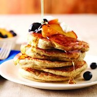 Pancake recipes: Gluten-free buckwheat pancakes