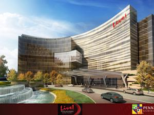 Cordish Companies and Penn National Unveil Renderings and Additional Project Details for 'Live! Hotel & Casino New York'