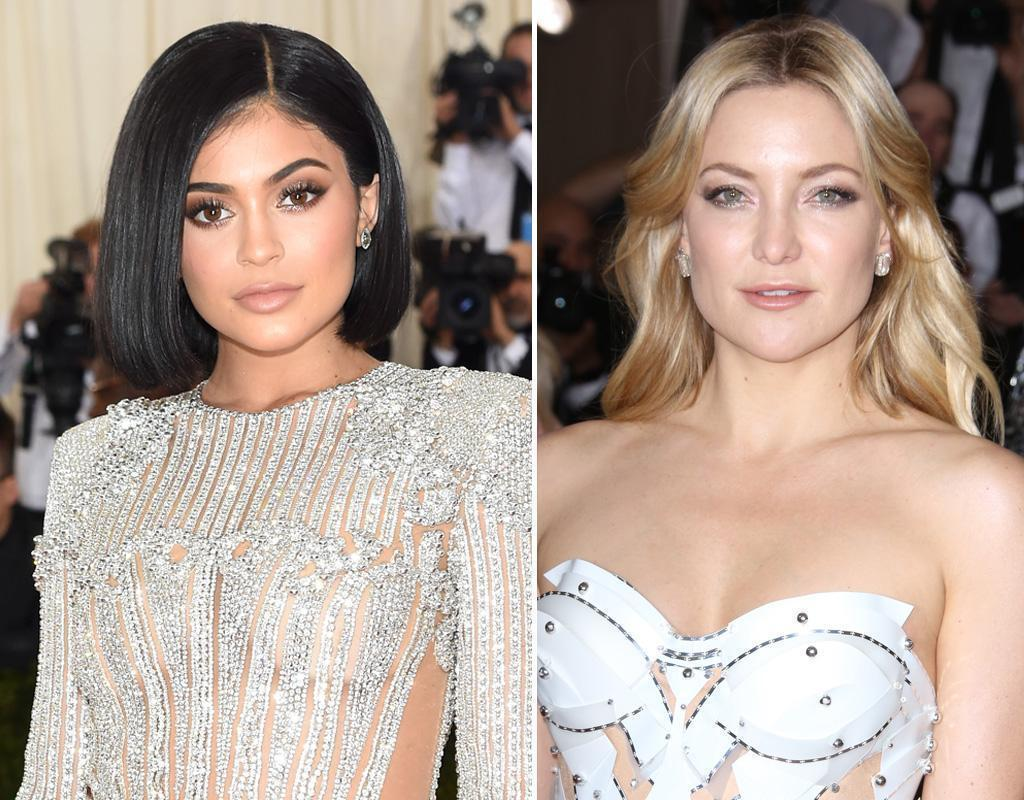 Kylie Jenner Bleeds and Kate Hudson Can't Sit: The Unglamorous Side of the Met Gala